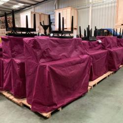 Espace de stockage - garde meuble